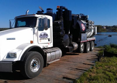 DRILLING MUD REMOVAL